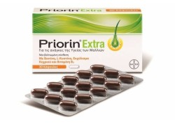 PRIORIN EXTRA 30 κάψουλες