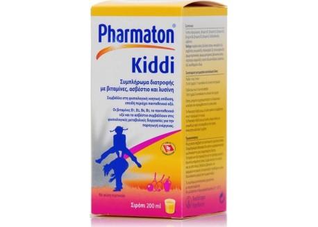 Pharmaton Kiddi Sirop 200 ml