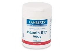 Lamberts B-12 100mcg 100 tabs
