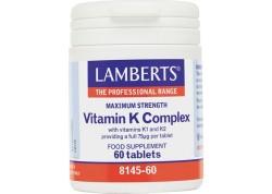 Lamberts Vitamin K Complex 60 tabs