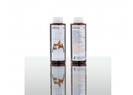 ΚΟΡΡΕΣ Σαμπουάν για βαμμένα μαλλιά 250 ml