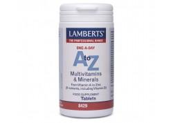 Lamberts A-Z Multi Vitamins 60 tabs