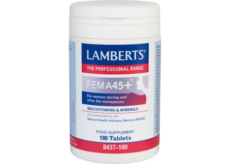 Lamberts Fema+ 180 tabs
