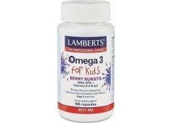 Lamberts Omega 3 for Kids 100 caps