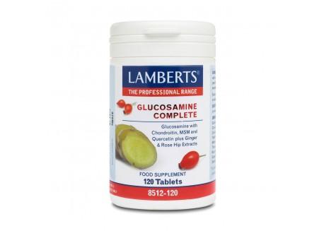 Lamberts Glucosamine Complete 120 tabs