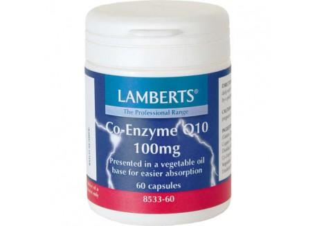 Lamberts Co-Enzyme Q10 100 mg 30 caps