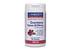 Lamberts Cranberry 18.750 mg 60 tabs