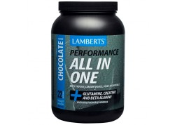 Lamberts Whey Protein Chocolate 1000 gr