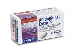 Lamberts Acidophilus Extra 4 (Milk Free) 60 caps