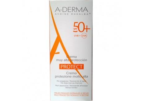 A-DERMA Protect Cream SPF50+ 40ml