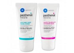 Panthenol Extra Volcanic Sand Facial Scrub 50 ml & White Tea Int