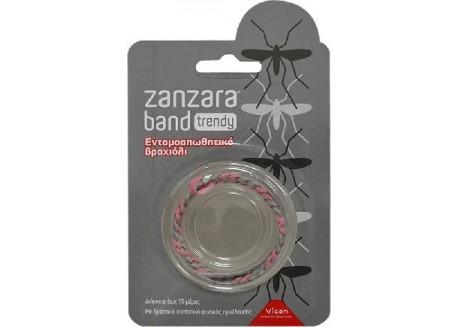 Vican Zanzara Band Trendy Εντομοαπωθητικό Βραχιόλι 1τεμ.