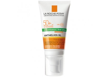 La Roche Posay Anthelios Dry Touch Gel-Creme Teintee SPF 50+ 50m