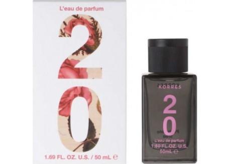 Κορρες Γυναικείο Άρωμα Rose, Musk, Vanilla Powder 50ml