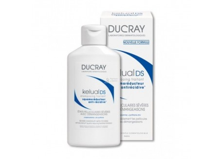 DUCRAY Shampooing Kelual DS 100 ml