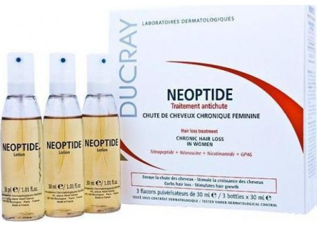 DUCRAY Neoptide Lotion 3 x 30 ml
