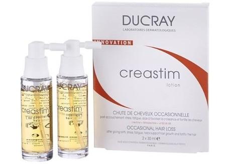 Ducray Creastim Λοσιόν κατα της τριχόπτωσης 2 x 30 ml