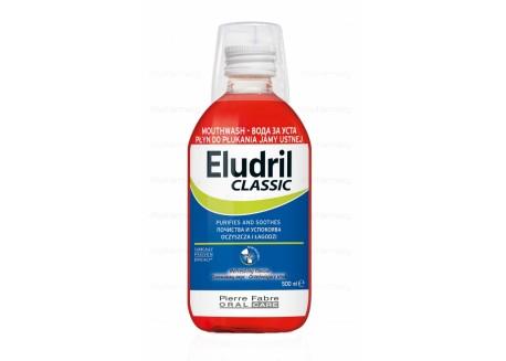 ELUDRIL Classic Στοματικό Διάλυμα 500 ml