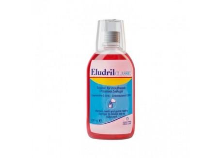 Eludril Classic Στοματικό Διάλυμα 200 ml