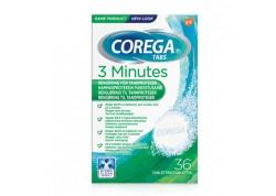 Corega Extradent 3 Minutes 36 δισκία