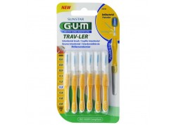 Gum 1514 Trav-ler Tapered 1,3 mm x 6