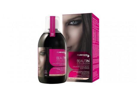 Myelements BeautIn Collagen φράουλα-βανίλια 500 ml