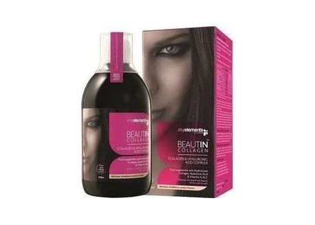 Myelements BeautyIn Collagen Σοκολάτα με Stevia 500ml