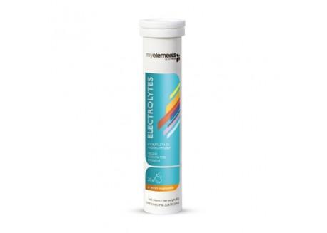 Myelements Electrolytes 20 αναβραζ.δισκία