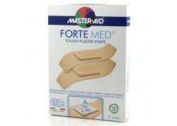 MASTER AID Forte Med 20 strip Στενά-Φαρδιά