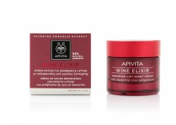 APIVITA Wine Elixir κρέμα νύχτας για ανανέωση & lifting ΝΕΟ