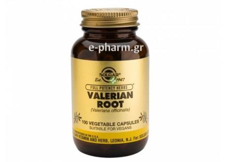 Solgar Valerian Root 100 veg.caps
