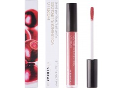 ΚΟΡΡΕΣ Morello Voluminous Lipgloss Blushed Pink No 16