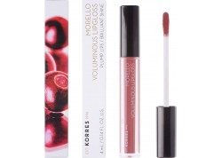 ΚΟΡΡΕΣ Morello Voluminous Lipgloss Natural Purple No 23