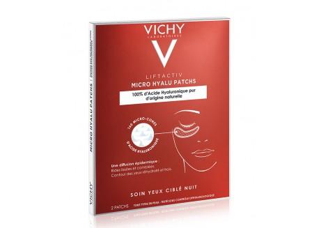 VICHY Micro Hyalu Patches Ματιών με Υαλουρονικό Οξύ ΝΕΟ