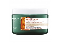 VICHY Dercos Nutri Protein Μάσκα Αναδόμησης 250ml