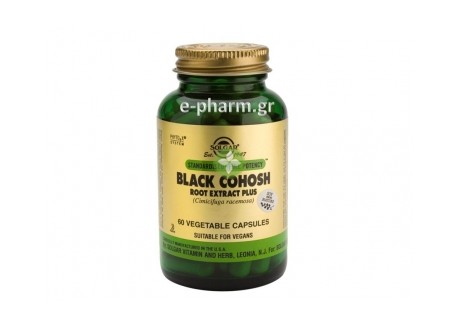 Solgar SFP Black Cohosh Root Extract Plus veg.caps 60s