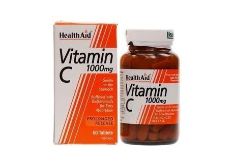 Healthaid Vitamin C 1000 mg 60 tabs