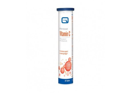 Quest Vitamin C 1000 mg 20 αναβραζ.δισκία