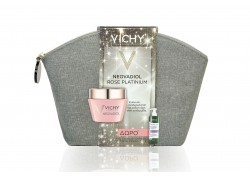 VICHY Neovadiol Rose Platinum 50ml & ΔΩΡΟ Σαμπουάν Dercos Nutrients Vitamin A.C.E 100ml - PROMO X-MAS PACK
