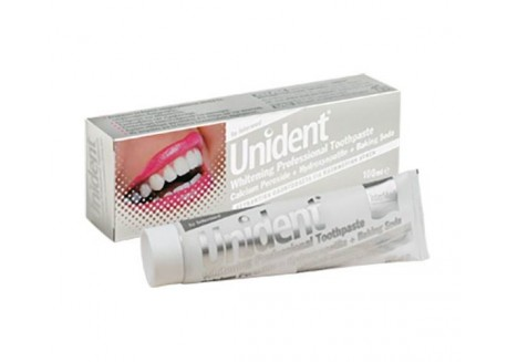 Intermed Unident Whitening Professional Toothpaste 100 ml