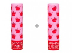 APIVITA Bee Princess Bio-Eco Lip Care 1+1