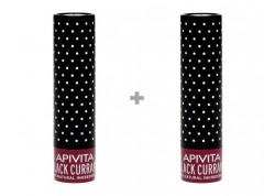 Apivita Lip Care με φραγκοστάφυλο 1+1