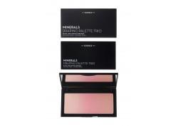 ΚΟΡΡΕΣ Minerals Draping Palette Trio Pink