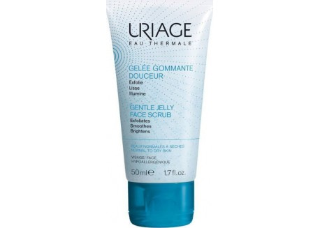 URIAGE GENTLE JELLY FACE SCRUB T 50ML