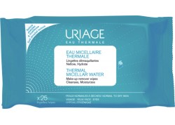 URIAGE THERMAL MICELLAR WATER WIPES x25