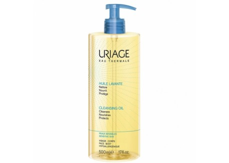 URIAGE CLEANSING OIL BP 500ML