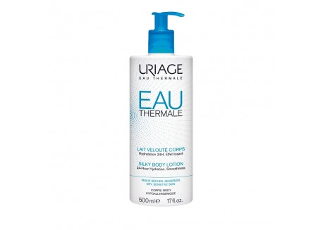 URIAGE EAU THERMALE SILKY BODY LOTION PB 500ML