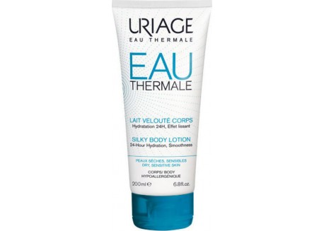 URIAGE EAU THERMALE SILKY BODY LOT T200ML