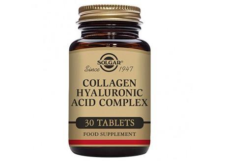 Solgar Hyaluronic Acid Complex 30 tabs
