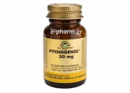 Solgar Pycnogenol  30 mg veg.caps 30s